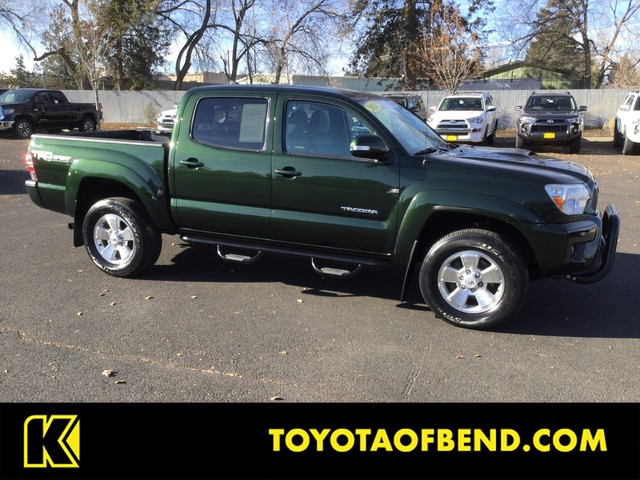 Certified Pre-Owned 2014 Toyota Tacoma