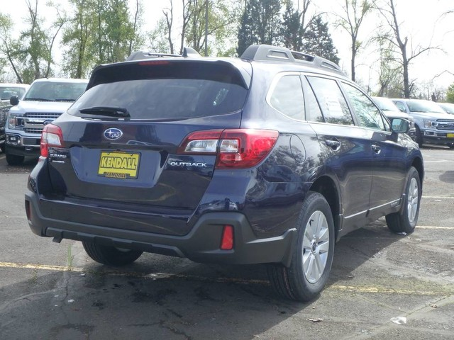 Certified Pre-Owned 2018 Subaru Outback Premium