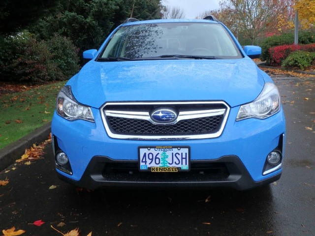 Certified Pre-Owned 2017 Subaru Crosstrek Premium