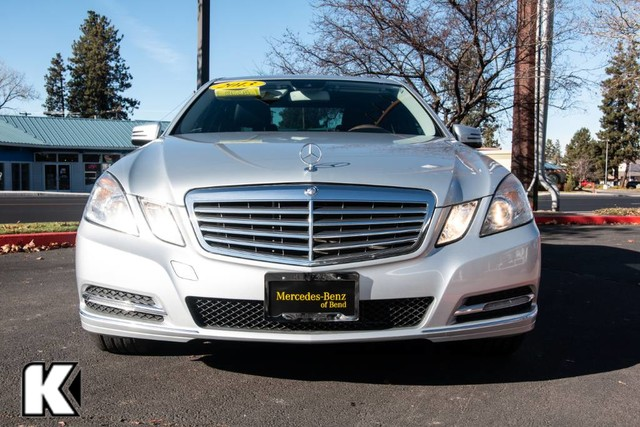 Certified Pre-Owned 2013 Mercedes-Benz E-Class E 350 Luxury